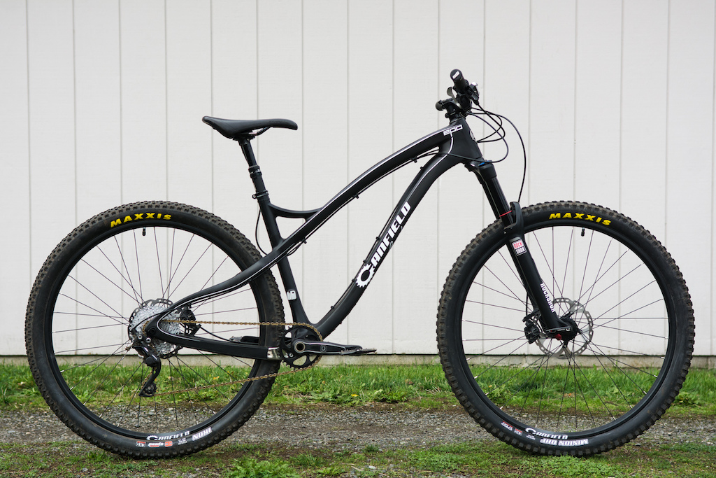 Epo Carbon Hardtail 29er Canfield Brothers Bikes