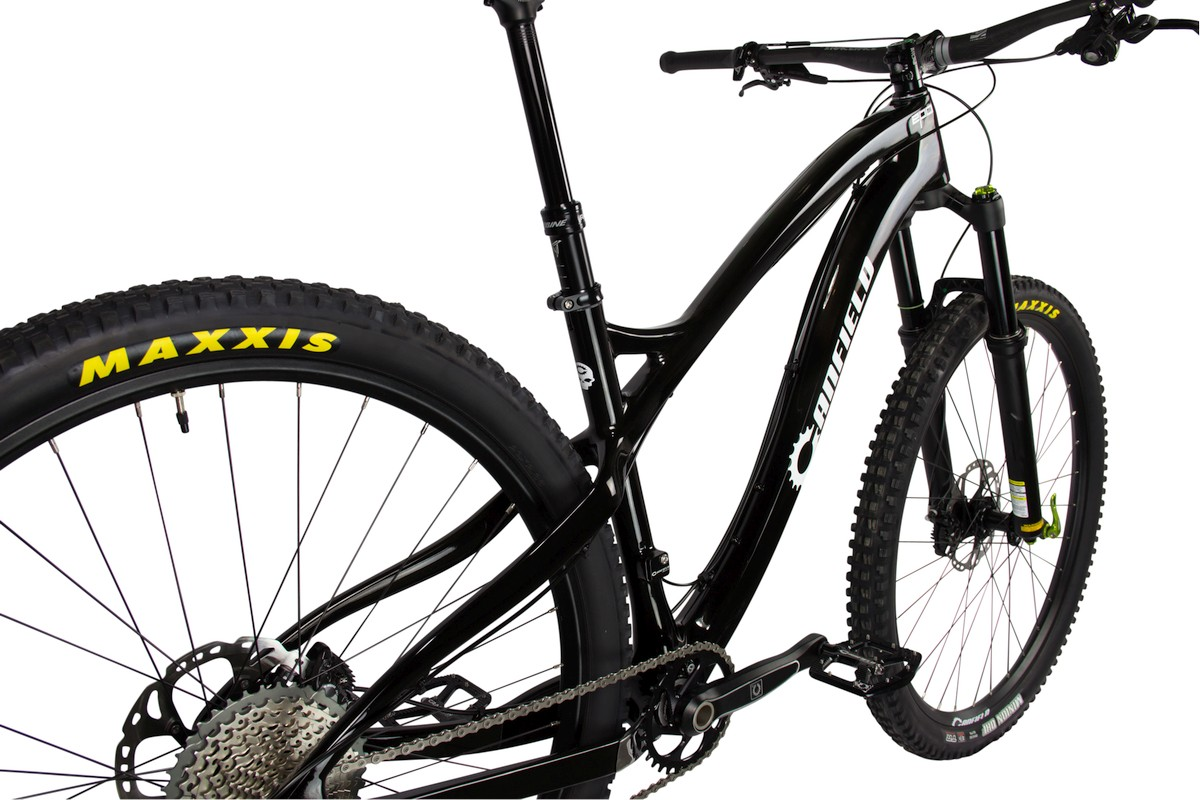 EPO - CARBON HARDTAIL 29er | Canfield Brothers Bikes