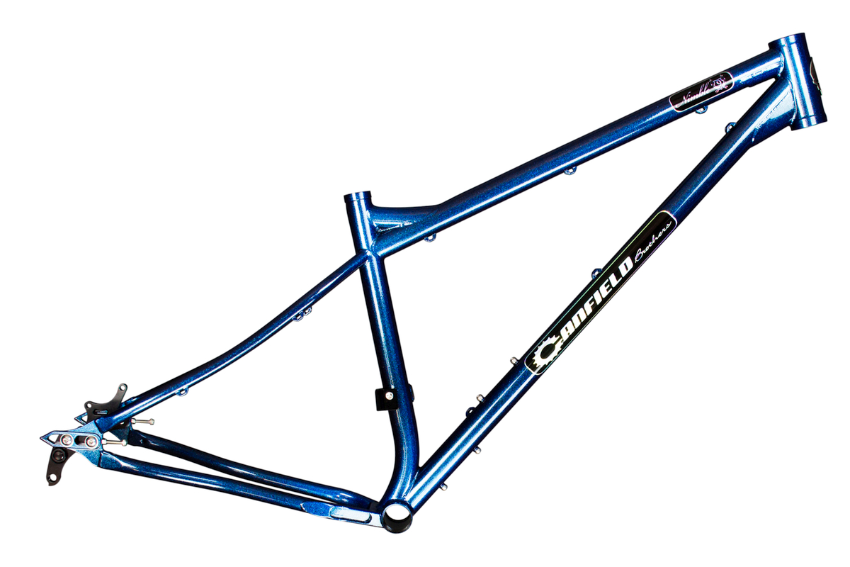 NIMBLE 9 BOOST - STEEL HARDTAIL 29er | Canfield Brothers Bikes