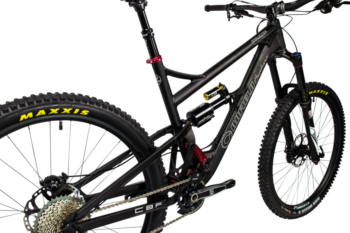 Balance 27 5 All Mountain Enduro Canfield Brothers Bikes